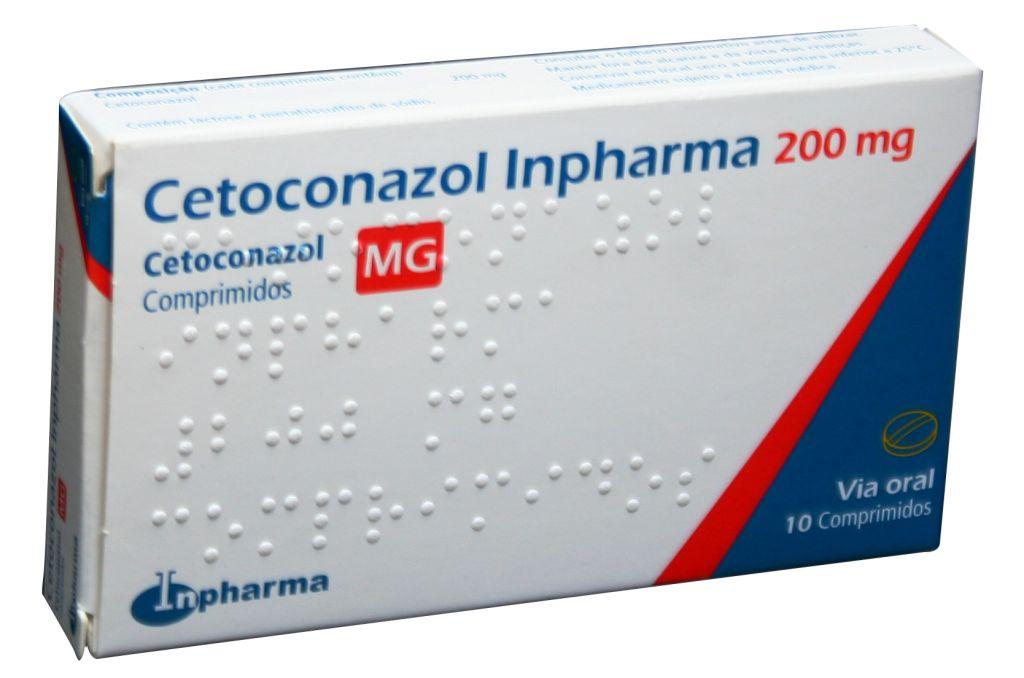 cetoconazol comprimido